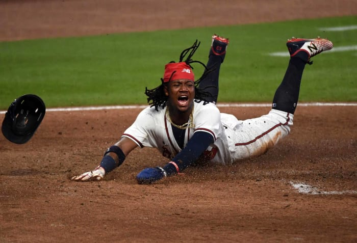 22: Ronald Acuna Jr., OF, Braves