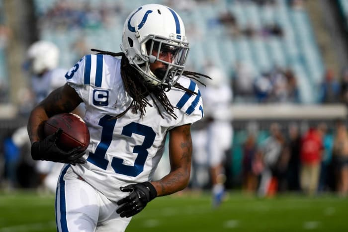 Indianapolis Colts: Receivers