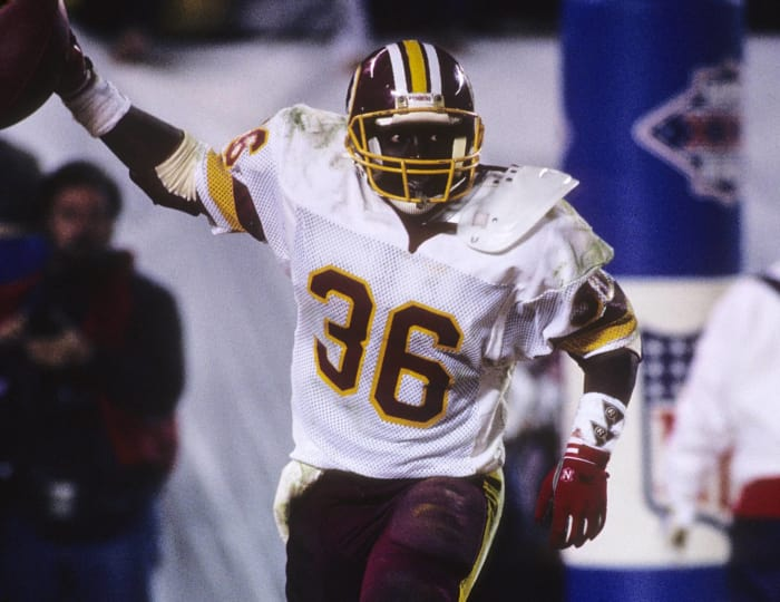 Super Bowl XXII: Timmy Smith — from unknown to star and back again