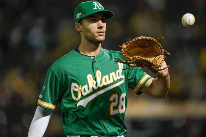 Oakland Athletics: Matt Olson, 1B
