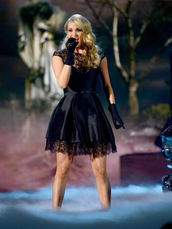 """""""Two Black Cadillacs,"""" Carrie Underwood"""