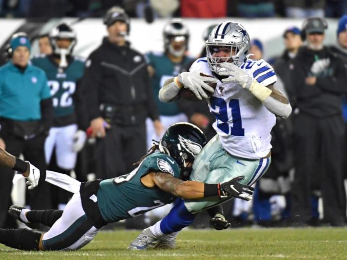 Cowboys vs. Eagles