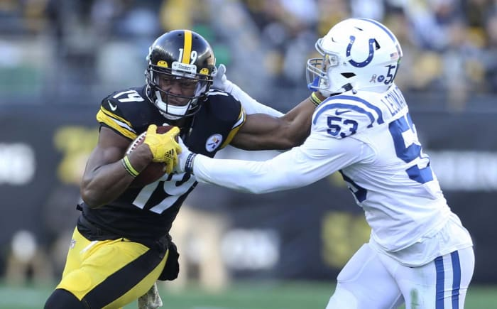 Pittsburgh Steelers: JuJu Smith-Schuster, WR
