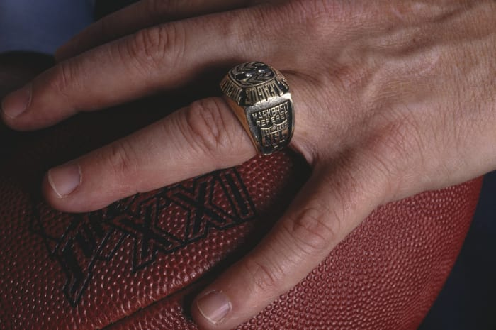 Super Bowl XVII: Markbreit can't make heads or tails of things