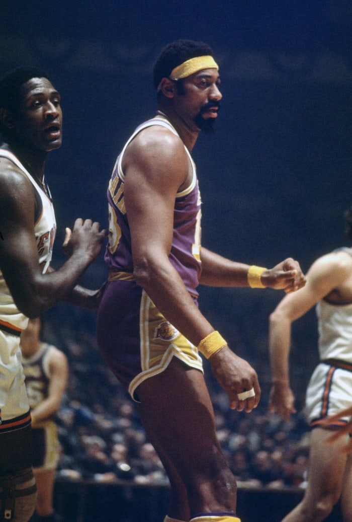 Injuries, and the Willis Reed game