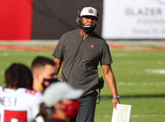 Buccaneers: Byron Leftwich, offensive coordinator