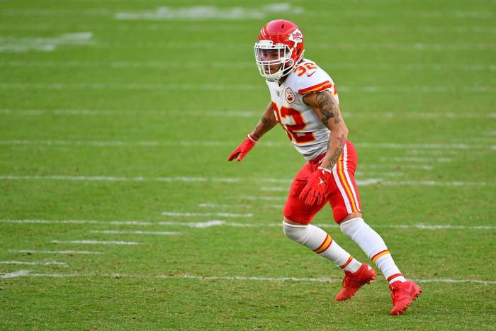 Chiefs: Tyrann Mathieu, S