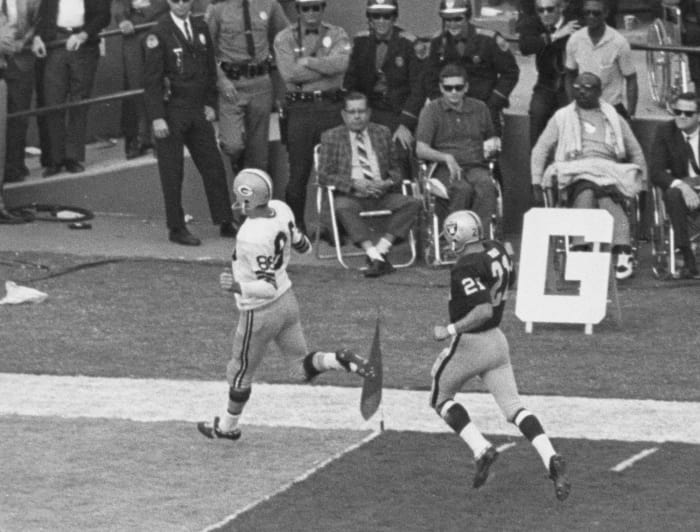 Super Bowl II: What's in a name?