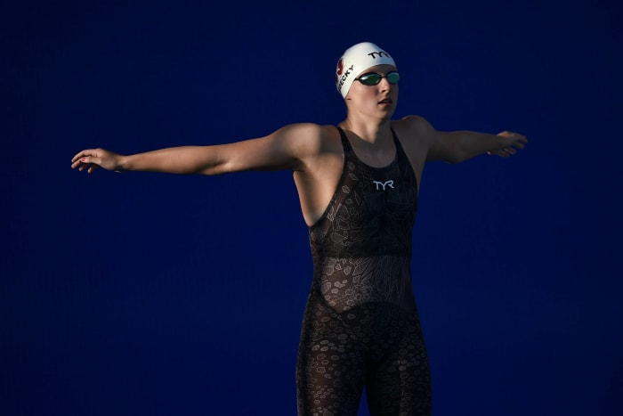 Katie Ledecky | Swimming