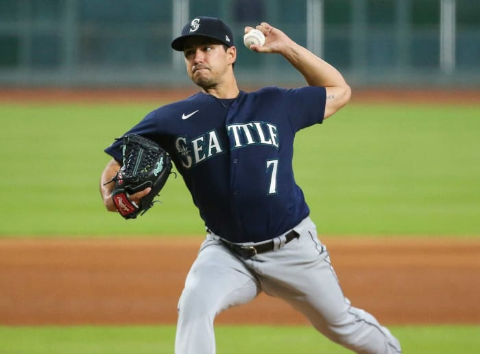 Seattle Mariners: Marco Gonzales, SP