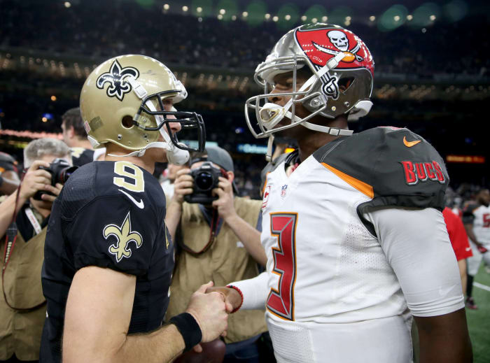 Best quarterback group: New Orleans Saints