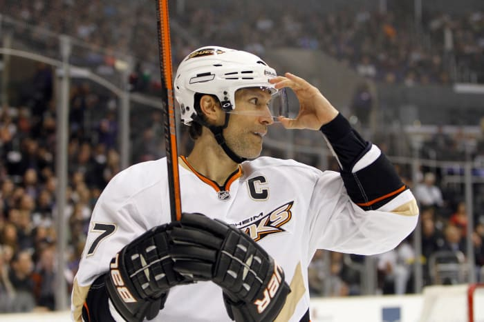 Anaheim Ducks: Scott Niedermayer