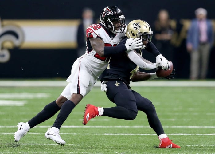 Atlanta Falcons: Defensive backs