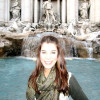 A student studying abroad with Trinity College: Rome - Trinity in Rome