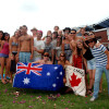 A student studying abroad with GlobaLinks Learning Abroad: Brisbane - University of Queensland