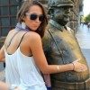 A student studying abroad with International Studies Abroad (ISA): Rome - Courses in English with International Students