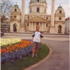 A student studying abroad with Central College Abroad: Vienna - Multiple