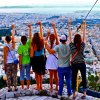 A student studying abroad with American College Greece: Athens - Direct Enrollment & Exchange