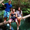 A student studying abroad with Central College Abroad: Merida - Studies in Global Health in the Yucatan
