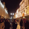 A student studying abroad with Truman State University: Moscow - Study Abroad at the GRINT Center