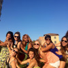 A student studying abroad with Veritas Christian Study Abroad: Rome - Study Abroad and Missions Program