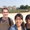 A student studying abroad with UC San Diego Global Seminars: Paris - Jazz in Paris