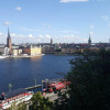 A student studying abroad with EuroScholars: Stockholm - Karolinska Insitutet