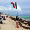 A student studying abroad with Social Realities in Mexico - an integrated approach to Latin American Culture & Development Studies