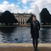 A student studying abroad with University of the Arts London - Integrated Study Abroad