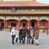 A student studying abroad with CAPA The Global Education Network: Shanghai Study or Intern Abroad