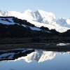 A student studying abroad with Round River Conservation Studies - Patagonia, Chile Program