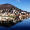 A student studying abroad with European Study Center: Heidelberg - Study Abroad in the EU