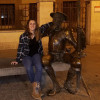 A student studying abroad with Instituto Franklin-UAH: Alcalá de Henares - Study Abroad in Spain