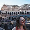 A student studying abroad with UC San Diego Global Seminars: Rome -  Revelle in Rome: Humanities 3