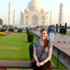 A student studying abroad with Semester at Sea: Traveling - Semester at Sea