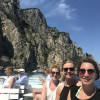 A student studying abroad with University of Northern Iowa: Service Operations Management in Italy