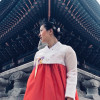 A student studying abroad with ISA Study Abroad in Seoul, South Korea