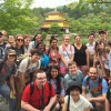 A student studying abroad with KIIS: Traveling - Experience Japan (Summer)