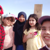 A student studying abroad with Qalam Center for Arabic Studies: Rabat - Direct Enrollment & Exchange