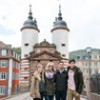 A student studying abroad with European Study Center: Heidelberg - Summer Program in the EU