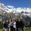 A student studying abroad with Messiah College: International Business Institute, Worldwide Summer Program