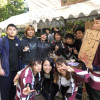 A student studying abroad with University of Illinois: Illinois Year-in-Japan Program