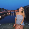 A student studying abroad with International Studies Institute / ISI Florence