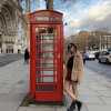 A student studying abroad with AIFS London - Richmond, The American International University in London