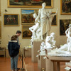 A student studying abroad with SAI Study Abroad: Florence - Florence University of the Arts (FUA)