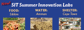 SIT Study Abroad: Jordan - Summer Innovation Lab - Water