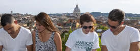 The American University of Rome: Rome - Direct Enrollment & Exchange