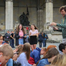 Study Abroad Reviews for MEI High School Study Abroad: Trek Through Europe (History)