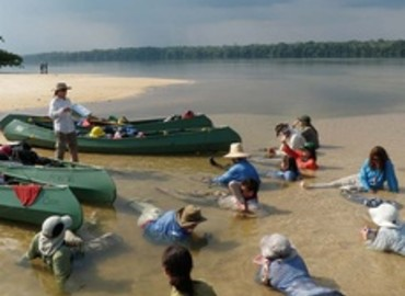 Study Abroad Reviews for National Outdoor Leadership School (NOLS): Fall Semester in the Amazon