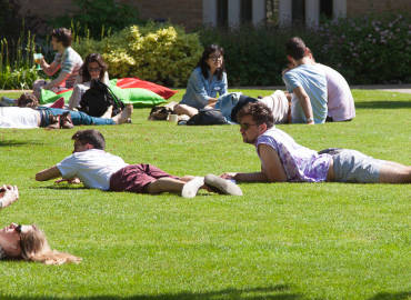 Study Abroad Reviews for St Anne's College, University of Oxford - Visiting Students Program